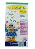 Siro bổ sung Omega 3 cho trẻ sơ sinh Fitobimbi Omega Junior