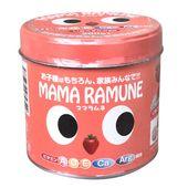 Kẹo cho trẻ biếng ăn Mama Ramune 200 viên của Nhật