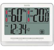 Nhiệt ẩm kế Tanita TT538 màn hình LCD lớn