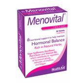 Viên uống Healthaid Menovital hỗ trợ cân bằng nội tiết tố nữ