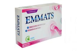Emmats - hỗ trợ tăng cường nội tiết tố, làm đẹp da