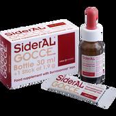 Sideral Gocce bổ sung sắt cho trẻ từ 0 - 3 tuổi