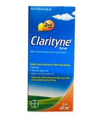 [Date T5/2021] Siro làm giảm triệu chứng viêm mũi dị ứng Clarityne (60ml)