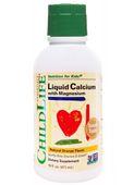 Siro ChildLife Calcium & Magnesium cho trẻ từ 6 tháng tuổi