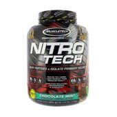 NitroTech 4 Lbs - Sữa tăng cơ nhanh và mạnh