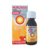 Siro hạ sốt kháng viêm Đức Nurofen 2% cho trẻ 6 tháng trở lên