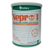 Sữa Nepro 1 bổ sung dinh dưỡng cho người bị thận