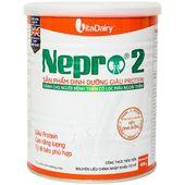 Sữa Nepro 2 giàu Protein hỗ trợ cho người chạy thận