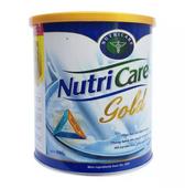 Sữa bột Nutricare Gold hỗ trợ tăng cường sức khỏe