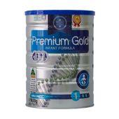 Sữa Hoàng Gia Úc Premium Gold 1 cho bé 0 - 6 tháng