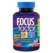 Kẹo dẻo Focus Factor Kids hỗ trợ phát triển trí não cho trẻ