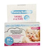 Men vi sinh Tummy Buddies của Anh cho trẻ từ sơ sinh