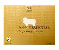 Nhau thai cừu Maxi Sheep Placenta 50000mg 100 viên (Úc)