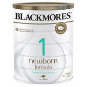 Sữa Blackmores Newborn Formula 1 cho bé  0 - 6 tháng tuổi