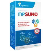 Viên uống MPsuno hỗ trợ sức khỏe người tiểu đường