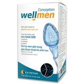 Viên uống Wellmen Conception hỗ trợ bồi bổ cho nam