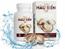 Tinh Hàu Biển OB - Tăng cường sức mạnh, khỏe tinh trùng