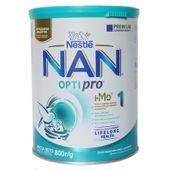 Sữa bột Nestle NAN Optipro 1 cho trẻ sơ sinh