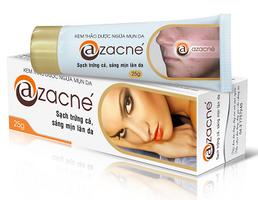 Kem trị mụn Azacne chiết xuất từ thảo dược