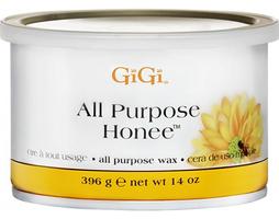Wax lông nóng Gigi của Mỹ 396g - triệt lông an toàn tại nhà