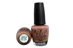Sơn móng tay OPI NL B85 Over The Taupe màu nâu nude