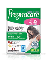Vitamin bà bầu Pregnacare Plus Omega 3 của Anh