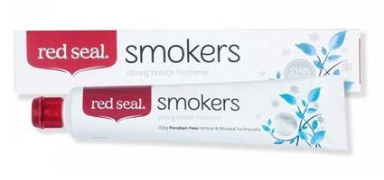 Kem đánh răng cho người hút thuốc Red Seal Smokers 100g