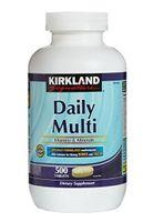 Vitamin tổng hợp cho người dưới 50 tuổi Multivitamin Kirkland