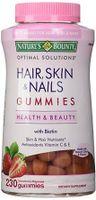 Hair Skin Nails Gummies - Kẹo dẻo hỗ trợ làm đẹp da, tóc và móng