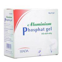 Aluminium Phosphat Gel- Trị viêm thực quản, dạ dày tá tràng
