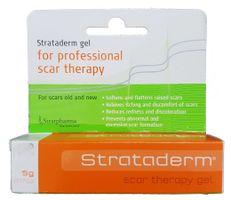 Kem hỗ trợ cải thiện sẹo Strataderm Thụy Sĩ