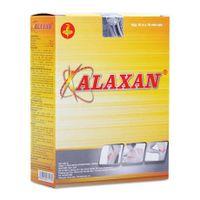 Thuốc làm giảm các cơn đau cơ và đau xương Alaxan