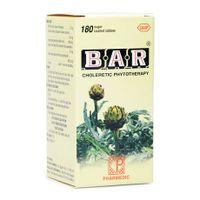 Thuốc lợi gan mật điều trị các bệnh về gan Bar( Lọ 180 viên)
