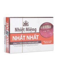 Thuốc thảo dược Nhất Nhất  giải độc, chống viêm,nhiệt miệng