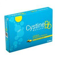 Thuốc trị rụng tóc và loạn dưỡng móng Cystine B6 Bailleul