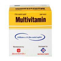Thuốc trị và phòng ngừa thiếu vitamin nhóm B Multivitamin