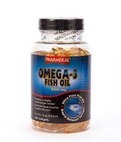 Dầu Cá Pharmekal Omega 3 Fish Oil 1000mg Chính Hãng Của Mỹ