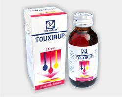 Siro hỗ trợ các triệu chứng ho Touxirup (30ml)