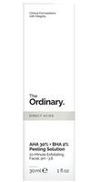 Tẩy da chết The Ordinary AHA 30% + BHA 2% Peeling Solution