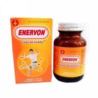 Viên uống Enervon hỗ trợ tăng cường sức đề kháng