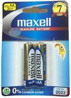 Combo 2 Vỉ Pin Alkaline AA hiệu Maxell Cho Máy Đo Huyết Áp