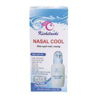Bình rửa mũi Nasal Cool tặng kèm 6 gói muối - Kichilachi