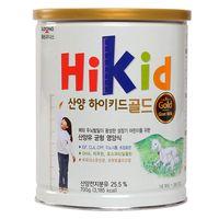 Sữa dê núi Hikid Gold hỗ trợ tăng chiều cao cho bé 1-9 tuổi (700g)