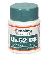 Viên uống thanh lọc, giải độc gan Liv 52 DS