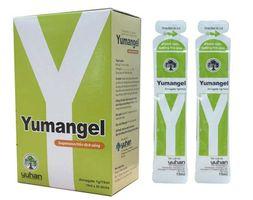Dịch uống Yumangel trị viêm loét dạ dày - tá tràng