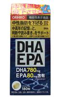 Viên uống hỗ trợ bổ sung DHA EPA của Orihiro Nhật Bản