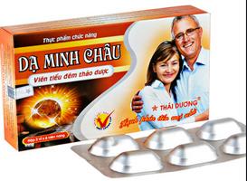 Viên uống tiểu đêm Dạ Minh Châu Thái Dương