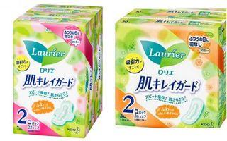 Băng vệ sinh Laurier Nhật Bản siêu mỏng