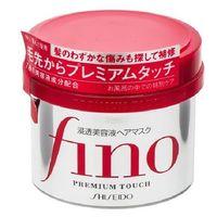 Kem ủ tóc Fino Shiseido hỗ trợ phục hồi tóc hư tổn