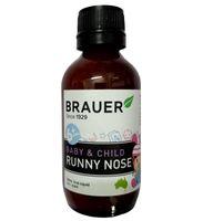 Siro Brauer Runny nose của Úc cho bé từ 6 tháng